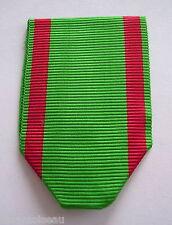 FRANCE: Ruban NEUF plié, pour la médaille de chevalier du mérite agricole.