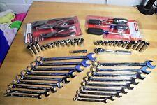 Craftsman 52 Piece Mechanics Tool Set Ratchet Sockets Pliers Wrenches NEW