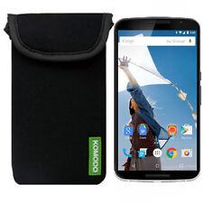 Komodo Motorola Nexus 6 Neoprene Mobile Phone Pouch Pocket Cover Case Skin //