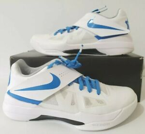 "Nike Zoom KD 4 IV CT16 QS Thunderstruck ""Battle Tested"" (AQ5103-100) Men's Sz 10"