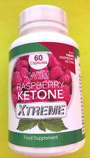 WILD RASPBERRY KETONE XTREME 60 CAPSULES FOOD SUPPLEMENT