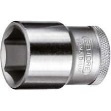 """Gedore: Steckschlüssel Einsatz 1/2"""" 9 x38 mm 6kt. +++NEU+++"""