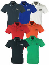 Cotton Polo ARMANI Singlepack Casual Shirts & Tops for Men