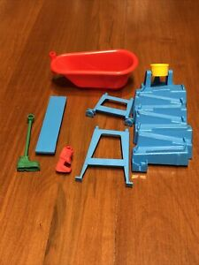 8 Mouse Trap Board Game 2016 Replacement Parts Stairs, diving Board Etc.