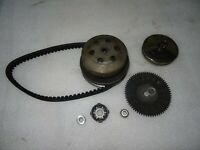 E4. Piaggio TPH 50 Tec Embrague Clutch