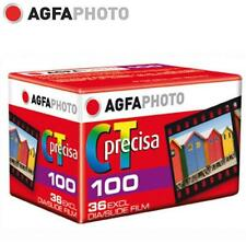 AgfaPhoto AGFA CT precisa 100 ISO 135-36 36exp 35mm Color Slide Film