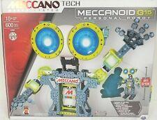 MECCANO  MECCANOID G15 PERSONAL ROBOT 2 Feet Tall . NEW