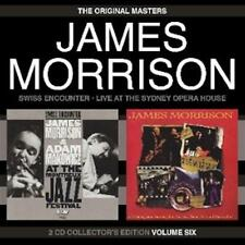 JAMES MORRISON Swiss Encounter / Live At The Sydney Opera House 2CD NEW