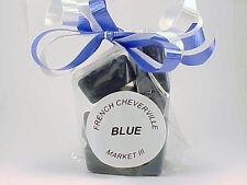 Market III Blue Candle Wax Tart  Melts Bag of  6 Cubes
