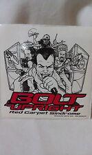 "Bolt Upright, Red Carpet Sindrome, Music, Band, Rap , 4"" x  4"""
