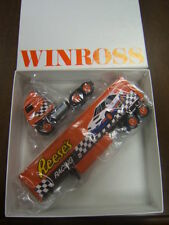 Winross Reese's Racing Mack Tractor 1994 Toolbox Trailer 1/64 VGC in box