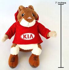 The Famous & Stylish KIA SOUL HAMSTER plush toy Stuffed animal