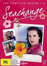 Seachange - The Complete Series 1, 2 & 3 DVD Box Set R4 New Sealed