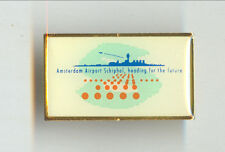 Netherlands Amsterdam Schiphol Airport Badge