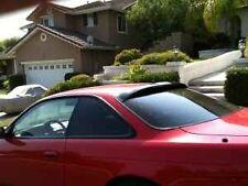 Speedzone Rear Roof Window Visor Drift Tested 90+MPH 95 96 97 98  240SX S14 2dr