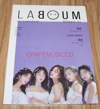 Laboum LA BOUM Between Us 5th Single Album CD + PHOTO CARD + POSTER IN TUBE CASE