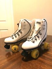 LABEDA STS PRO WhIte Roller Skates Accu-series