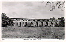 Chirk. Aqueduct & Viaduct # CK 2 by Tuck.