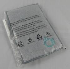 Tupperware T 19 FaserPro Faser Pro Spülkraft Mikrofasertuch Grau Neu OVP