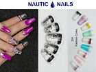 24 Aquarium Nails Acrylic False Nail Art Tips