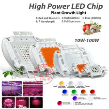 LED Matrix Plant Grow light Full spectrum 7 band Royal Blue 440Nm Deep Red 660nm