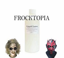 500ml skin safe liquid latex for halloween , masks cuts , horror special effects