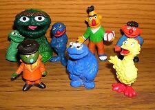 Comicfiguren Sesamstraße 1970er Heimo Sammlung Schlemil Krümel Oscar