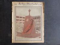 1944 THE WAR ILLUSTRATED VOL. 8 #181 STALINGRAD MEMORIAL