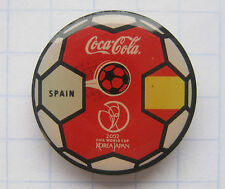 COCA-COLA / SPANIEN / FIFA WORLD CUP 2002 JAPAN-KOREA  Pin (103d)