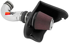 Fits Chevy Camaro SS 2016-2017 6.2L K&N 69 Series Typhoon Cold Air Intake Kit