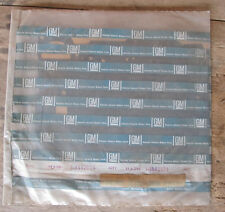 NOS 1982-up 700R4 VALVE BODY SEPARATOR PLATE GASKET SET GM 4L60 MD8