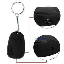Mini 808 Car Key Chain Micro Camera HD 720P H.264 Pocket Camcorder Hidden Cam BA