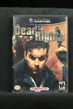 Dead to Rights (Nintendo GameCube, 2002) EL1247