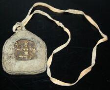 Tibetischen KALI Amulett Anhänger mit Lederband
