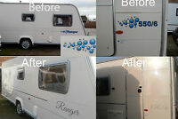 MODERNISE BAILEY RANGER CARAVAN STICKERS DECALS GRAPHICS FULL SET SERIES 3 4 5 6