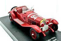 Model Car Alfa Romeo 6C 1750 GS Scale 1/43 diecast modellcar Nuvolari 1000
