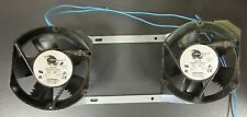 2 Comair Rotron Model MR2B3 Axial Fans 028245 115V 50/60Hz Tested--Works Well