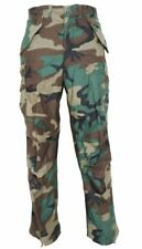 GI M65 Field Pants Woodland Camo Genuine Issue Cold Weather Trousers