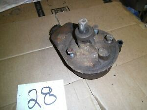 1967 68 1972 1970 MALIBU MONTE NOVA CAMARO POWER STEERING PUMP CORE USED 350 SBC