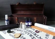 Ouija Board Seance Spirit Summoning Chest Kit Witch Wicca Witchcraft Travel
