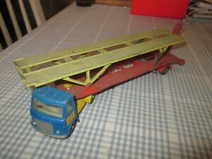 Dinky Toys AEC Articulated Hoynor Car Transporter -Unboxed