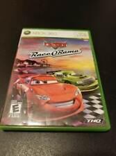 Cars Race-O-Rama  -- Microsoft Xbox 360 -- C+ CONDITION