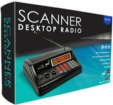 Whistler WS1025 200-Channel Desktop Analog Radio Scanner Brand New
