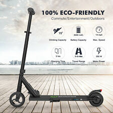 Megawheels Electric Scooter, 250W Motor, Max Speed 23KM/H,12KM Range, E-Scooter