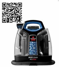 BISSELL SpotClean ProHeat Portable Spot Cleaner, 5207F-ORIGINAL Top Quality