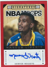 Autograph Not Autographed Original Basketball Trading Cards