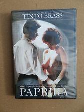 PAPRIKA - DVD  - TINTO BRASS - NEUF