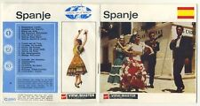SPAIN Spanje 1970's Belgian-made GAF ViewMaster Packet C-250-N Dutch edition Exc