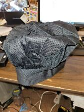 Lot of 2 brand new adult fully adjustable black Chef'S Hats New free shipping