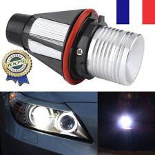 Angel Eyes Halo 5W LED Ring Light Bulbs for BMW X5 E39 E60 E63 E64 E53 White RR